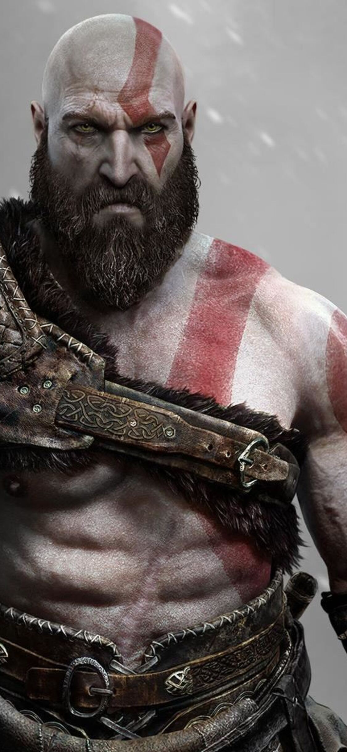 1125x2436 Kratos God Of War Iphone Xs Iphone 10 Iphone X Hd 4k