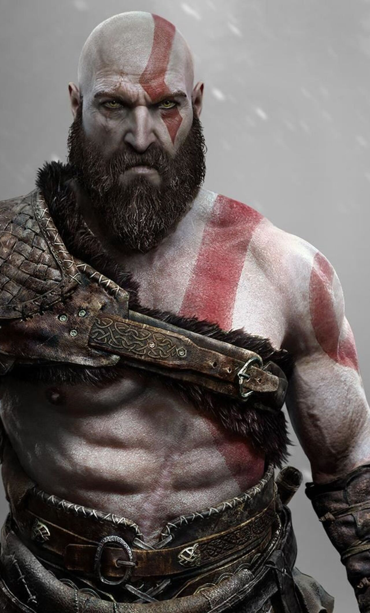 1125x2436 Kratos And Atreus God Of War 4 4k Iphone Xs Iphone 10