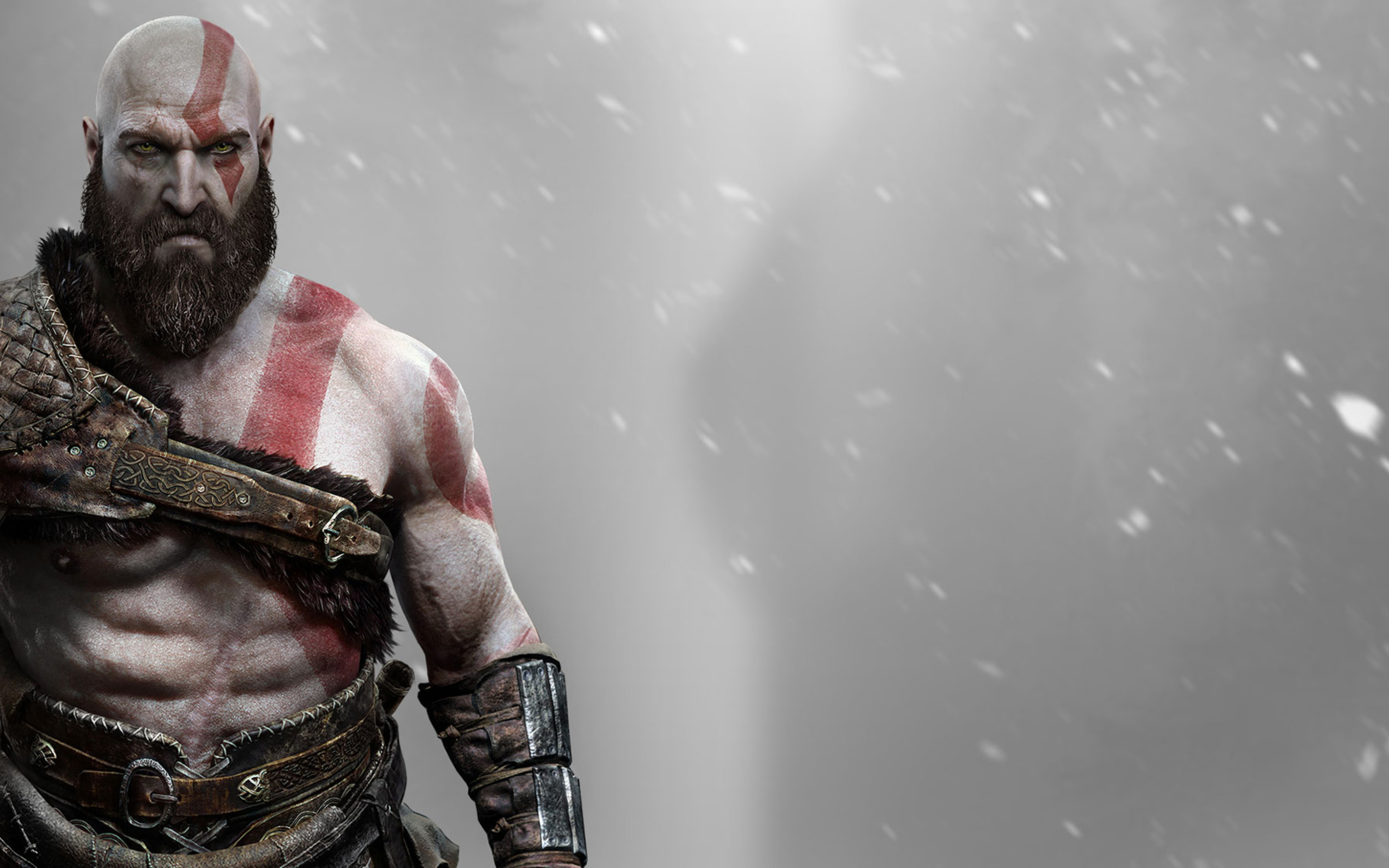 3840x2400 kratos god of war 4k hd 4k wallpapers images - 4k wallpaper of god ...