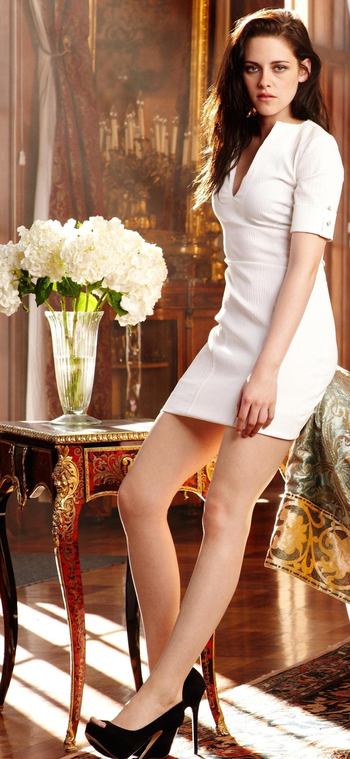 Kristen Stewart And Charlize Theron Xa