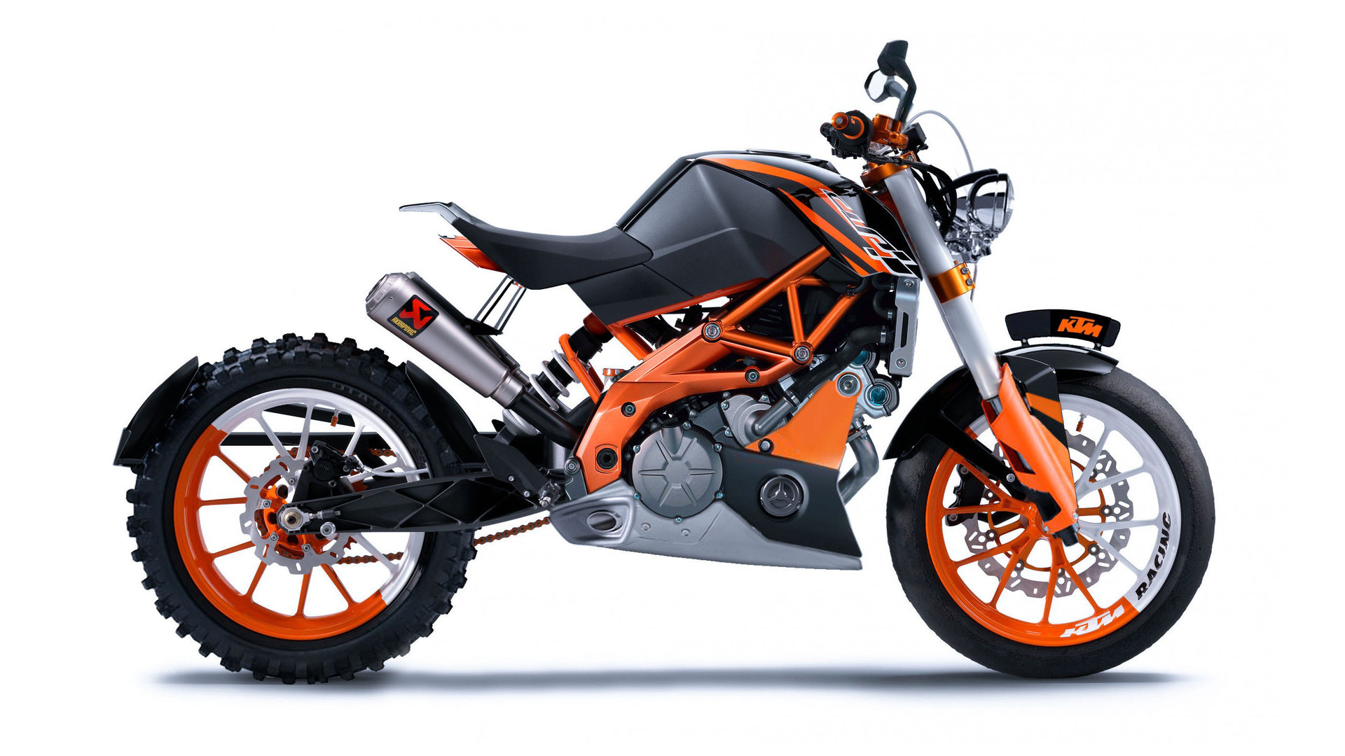 1920x1080 Ktm Duke 125cc Laptop Full Hd 1080p Hd 4k