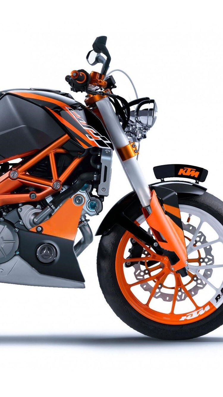 750x1334 Ktm Duke 125cc Iphone 6 Iphone 6s Iphone 7 Hd 4k