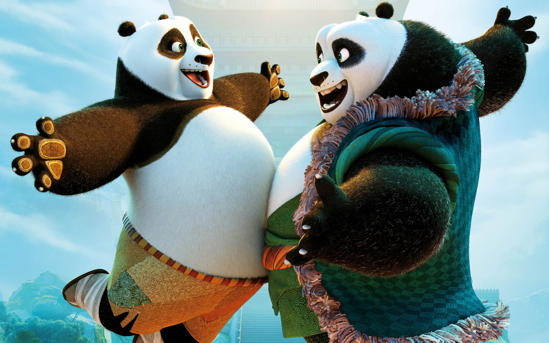 1920x1200 kung fu panda 3 1080p resolution hd 4k wallpapers, images