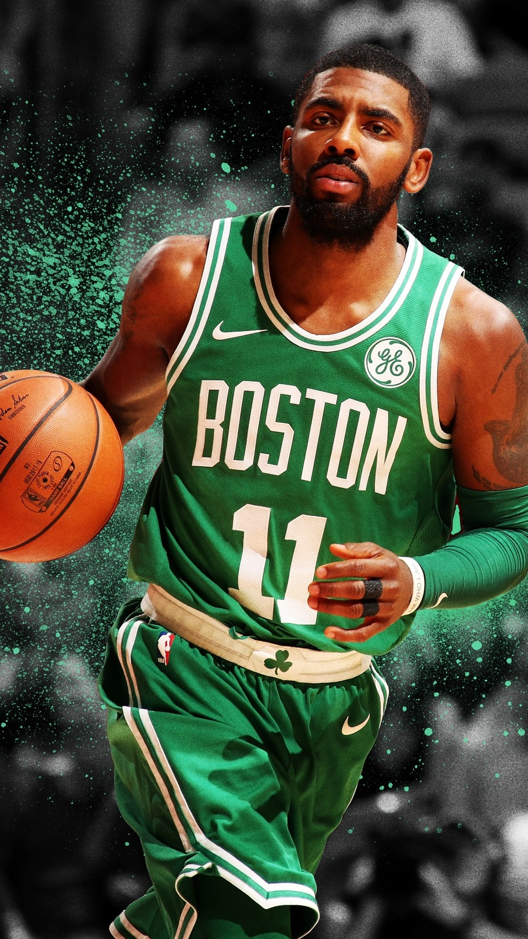1080x1920 Kyrie Irving Iphone 7 6s 6 Plus Pixel Xl One Plus 3 3t