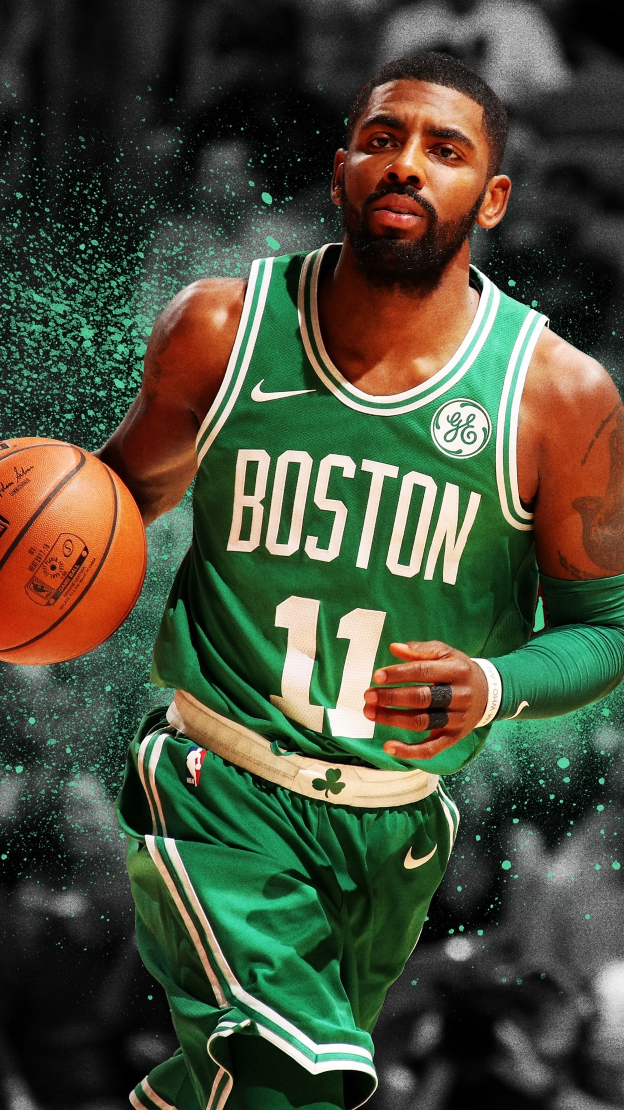 2160x3840 Kyrie Irving Sony Xperia XXZZ5 Premium HD 4k Wallpapers
