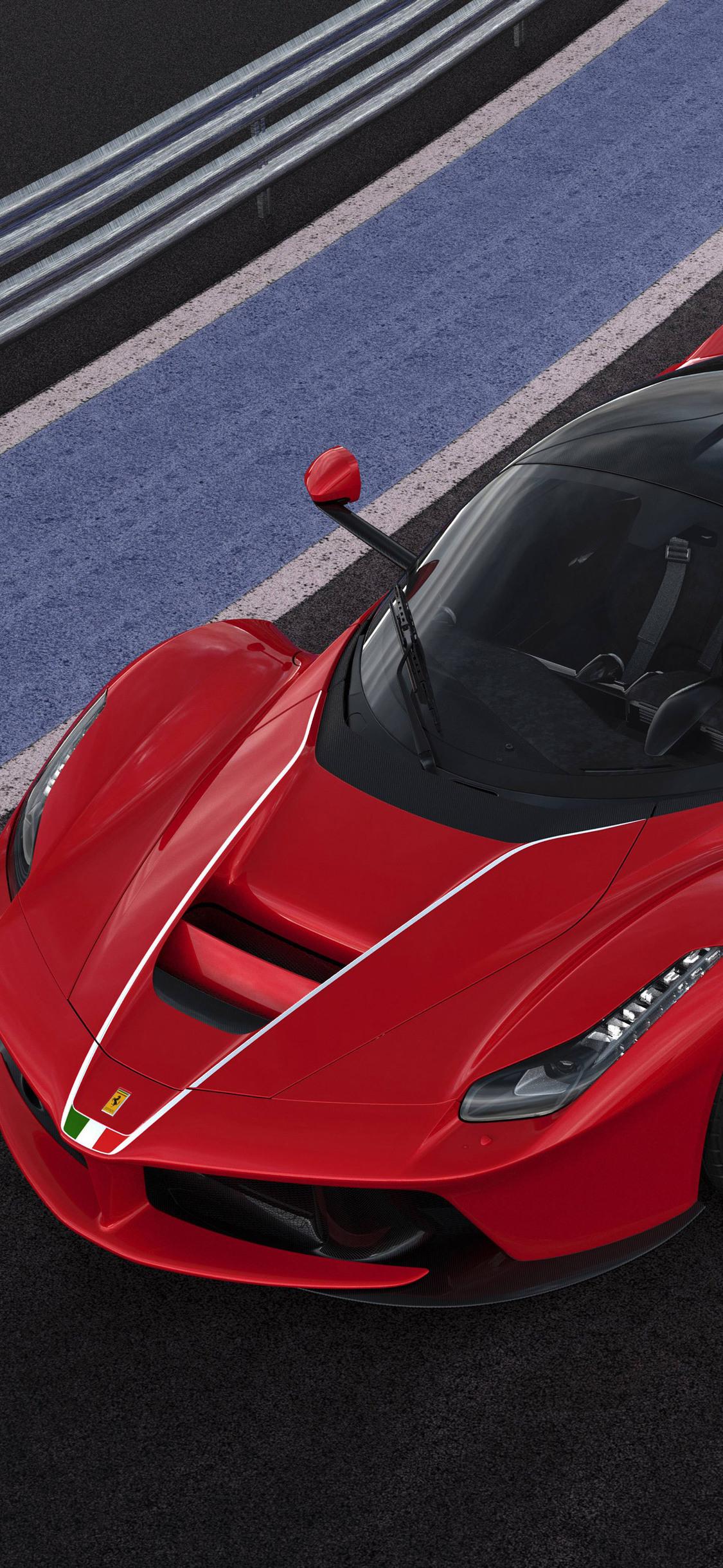 1125x2436 La Ferrari 8k Iphone XS,Iphone 10,Iphone X HD 4k ...