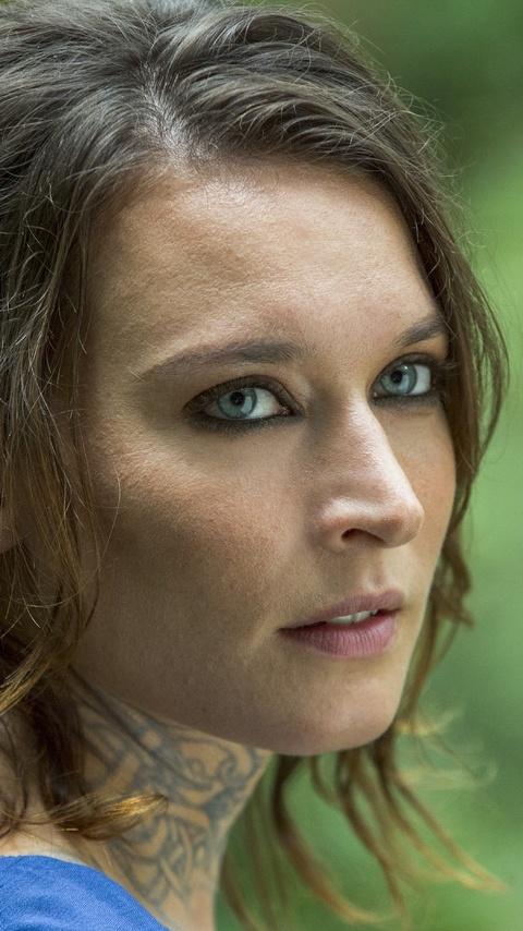 480x854 Lagertha Ragnar Lodbrok Wife Vikings Season 5 Android One Hd