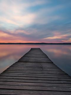 lake-pier-evening-sunset-5k-kp.jpg