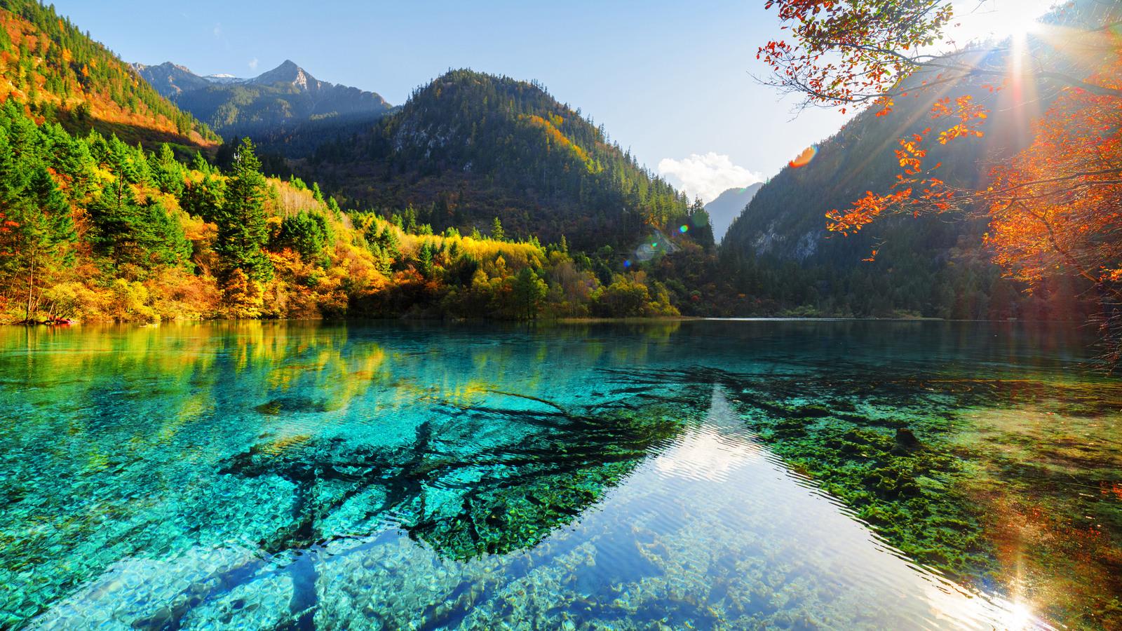 1600x900 Lake Ultra Hd 4k 1600x900
