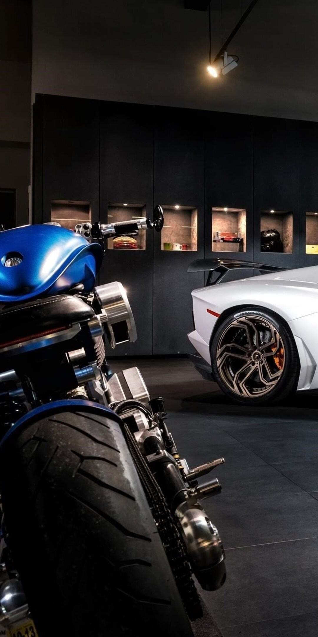 1080x2160 Lamborghini And Bike One Plus 5t Honor 7x Honor View 10 Lg
