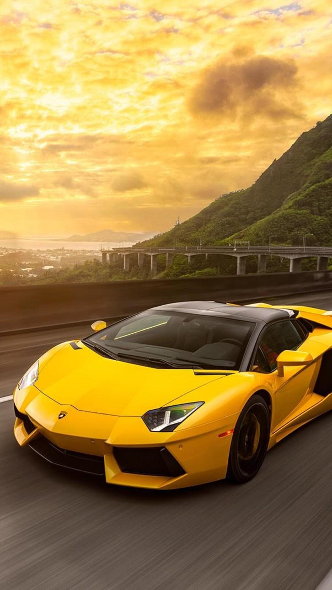 1080x1920 Lamborghini Aventador 2016 1 Iphone 7,6s,6 Plus ...