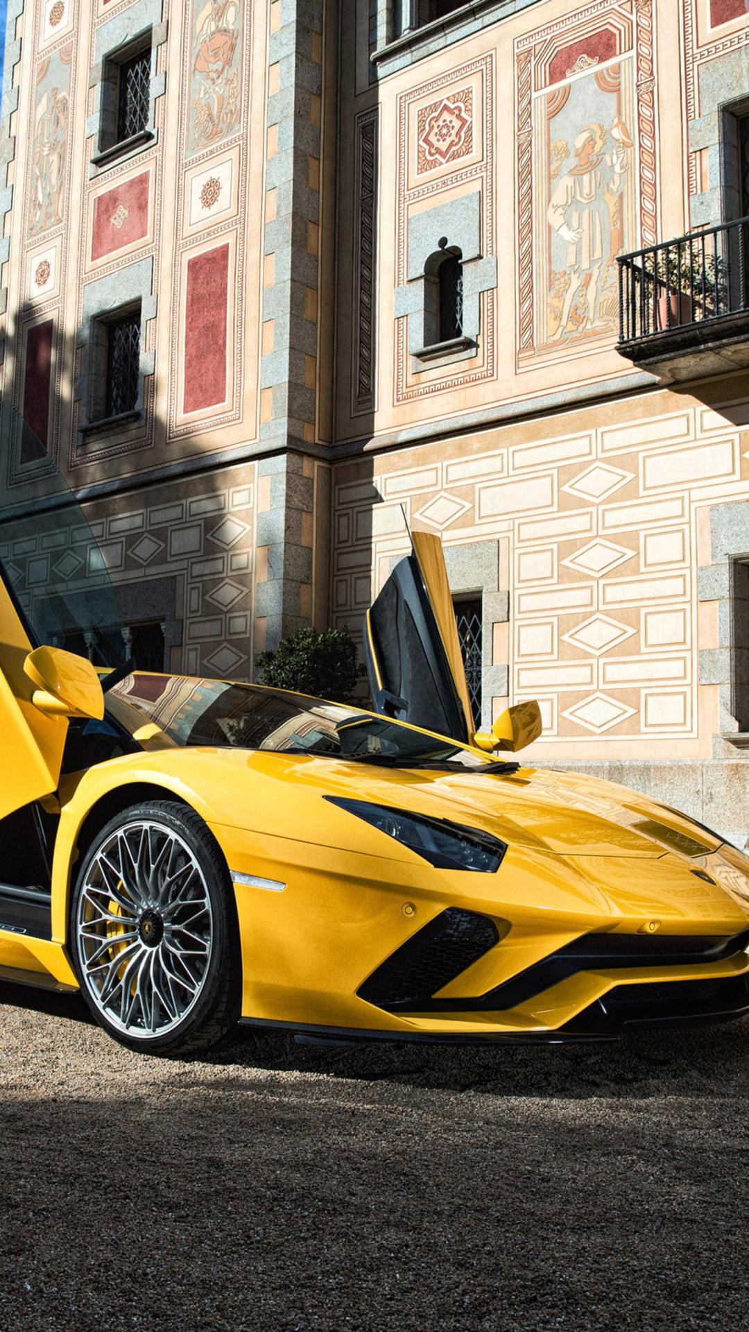 1080x1920 Lamborghini Aventador 5k 4k Iphone 7,6s,6 Plus ...