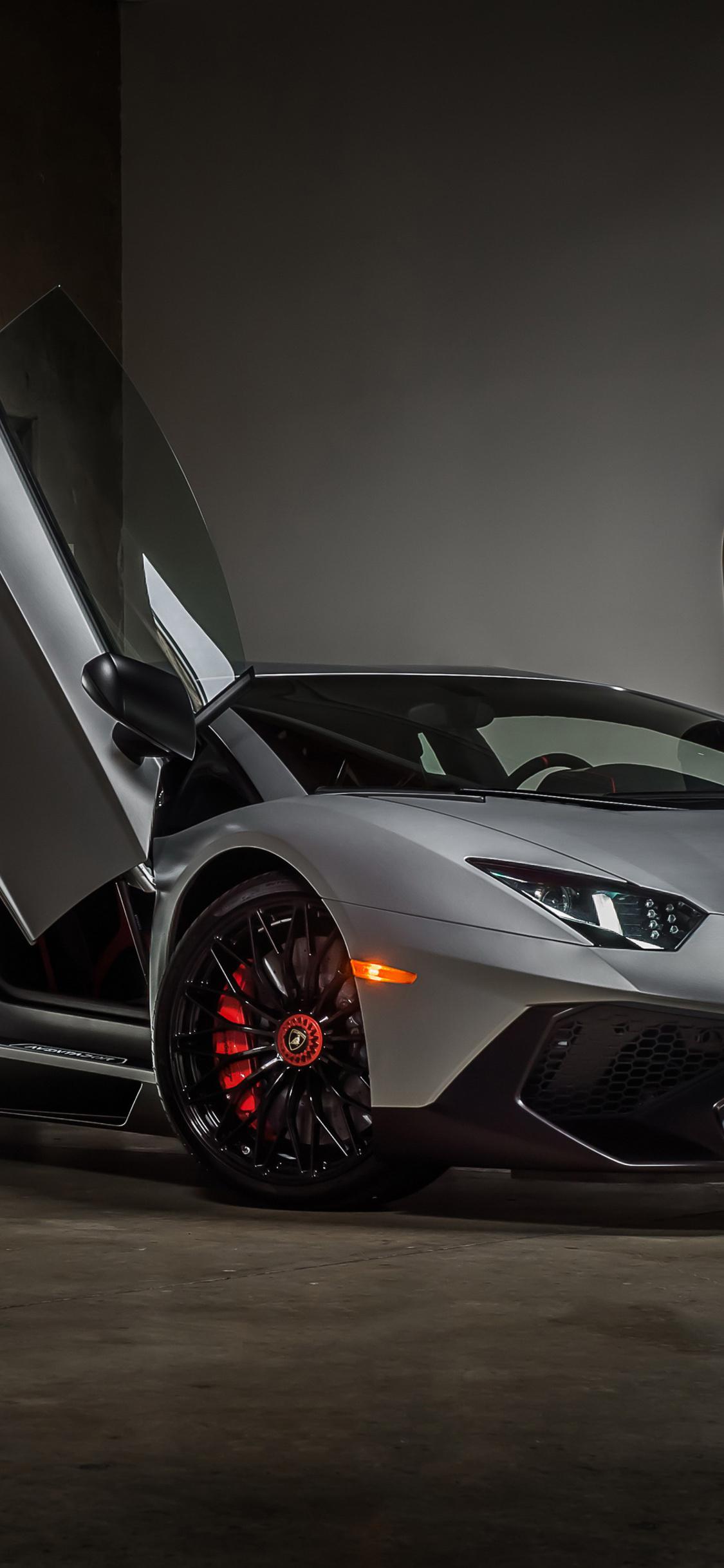Lamborghini Aventador Lp 750 Superveloce Cl