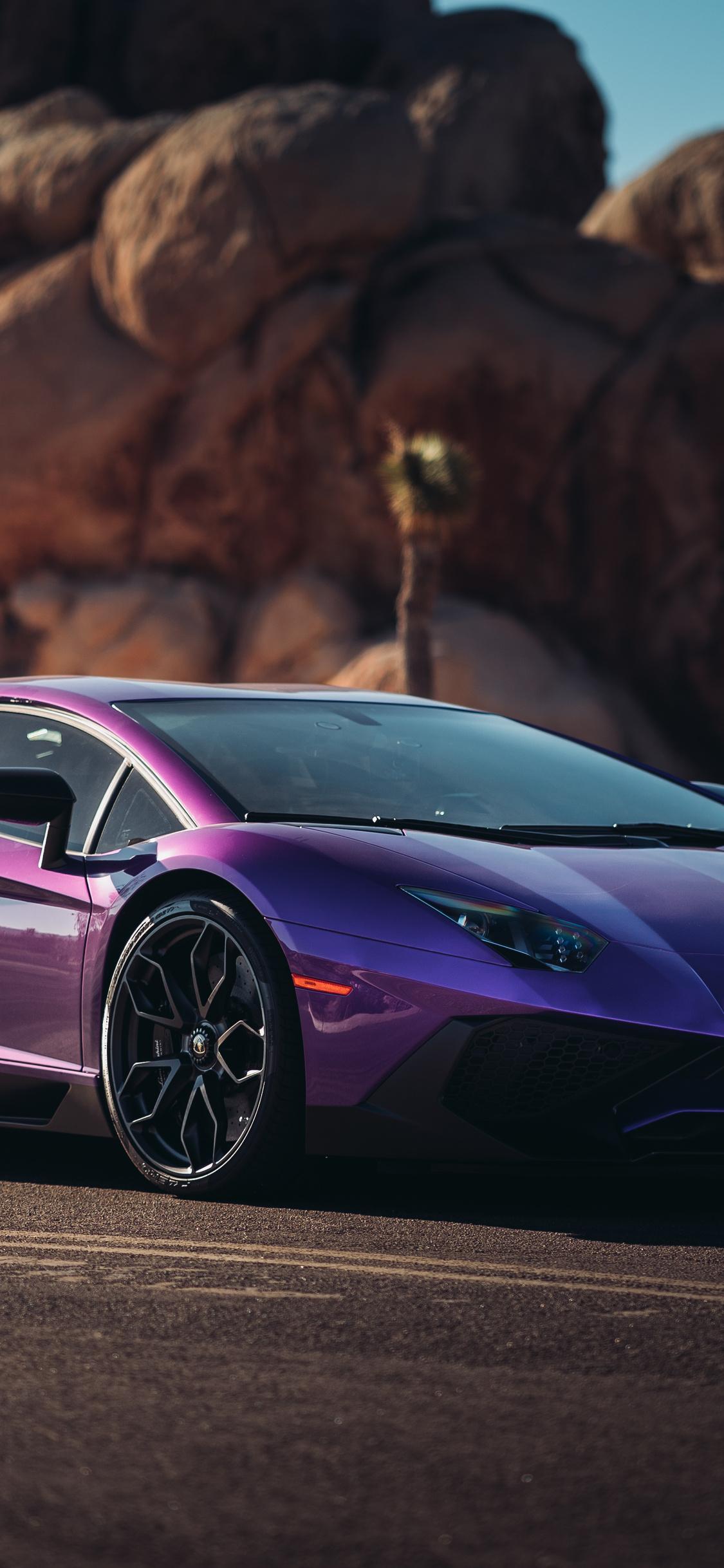 1125x2436 Lamborghini Aventador LP 750 SV Iphone XS,Iphone ...