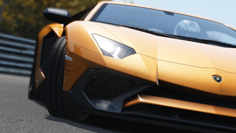 Lamborghini Aventador Lp750 4 Sv Front 6s