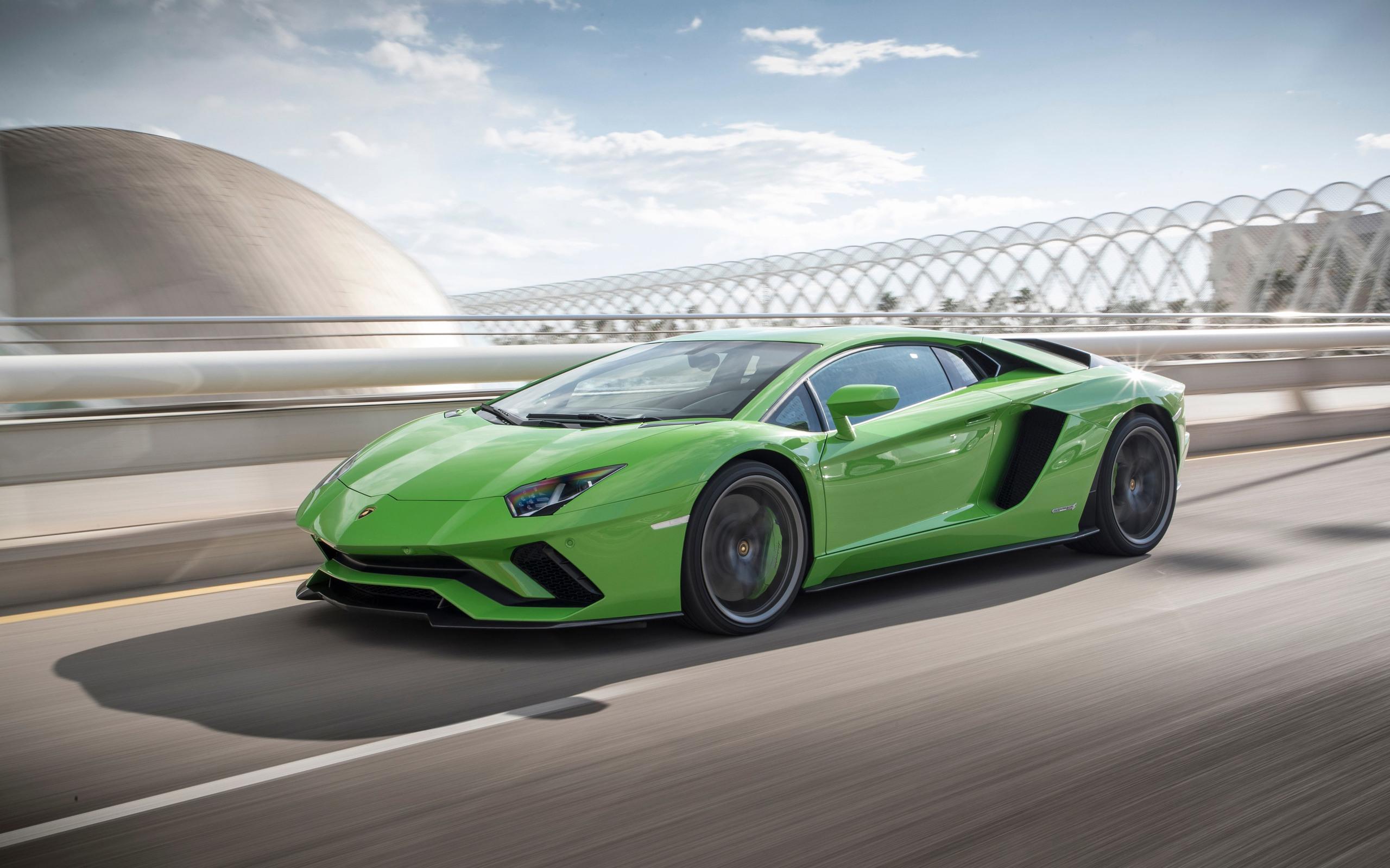 Lamborghini Aventador Green 4k Hd Cars 4k Wallpapers: 2560x1600 Lamborghini Aventador S 4k 2560x1600 Resolution