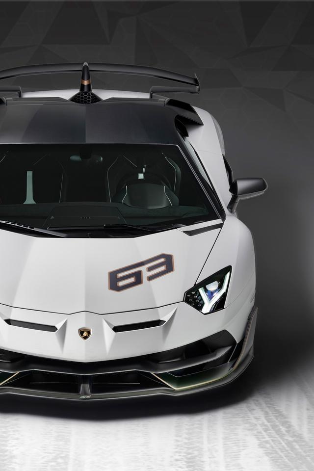 Lamborghini Aventador Svj 63 2018 0a