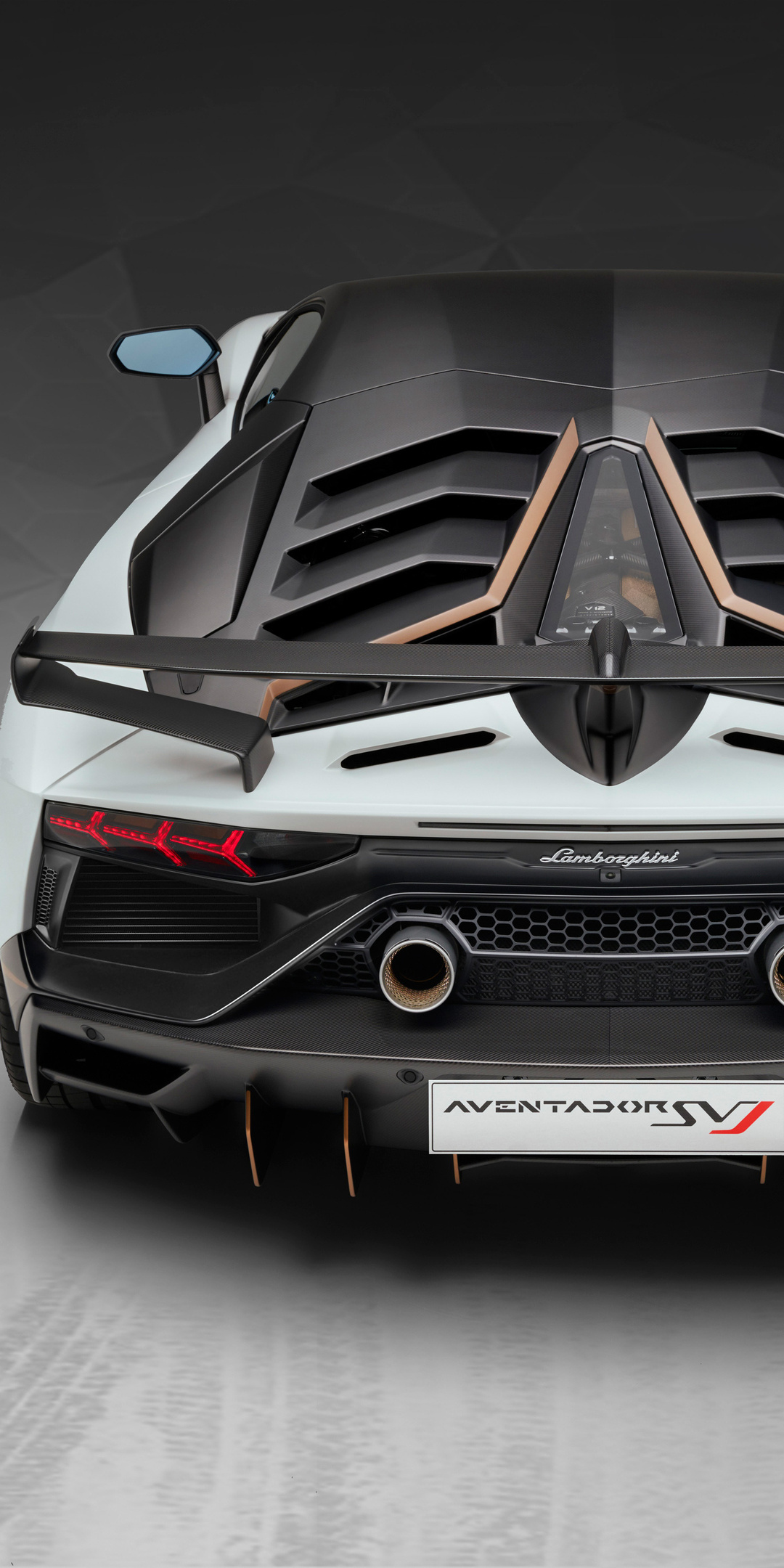 Lambo Aventador Svj 63 Car Review And Gallery