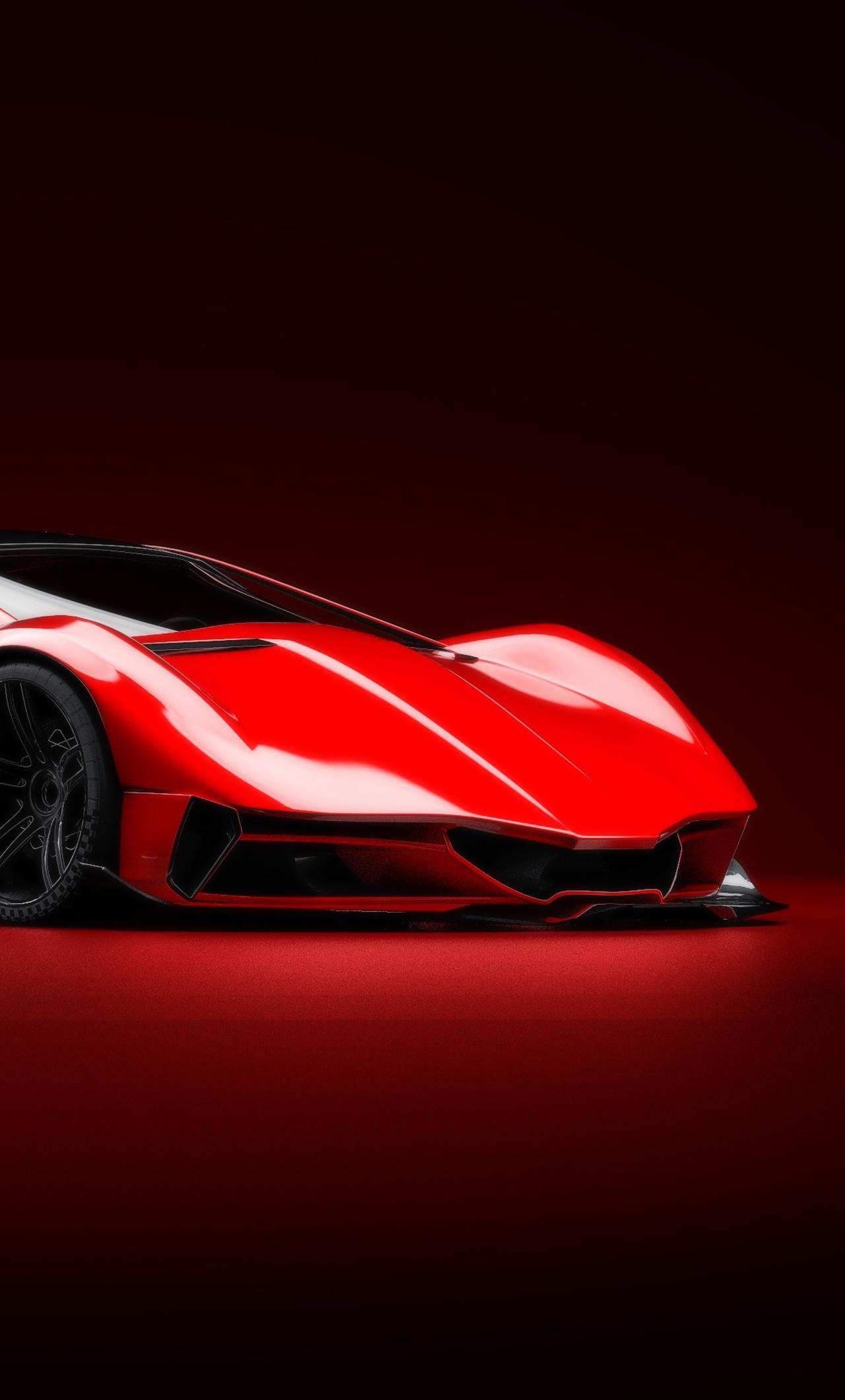 1280x2120 Lamborghini Countach Front Iphone 6 Hd 4k Wallpapers