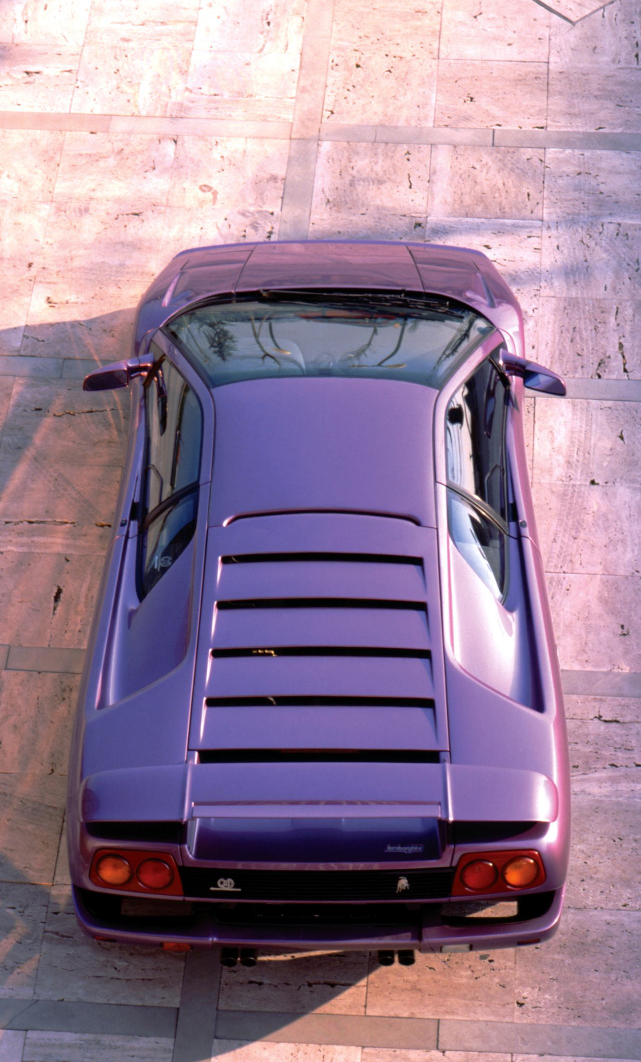 1280x2120 Lamborghini Diablo Se30 Iphone 6 Hd 4k Wallpapers Images
