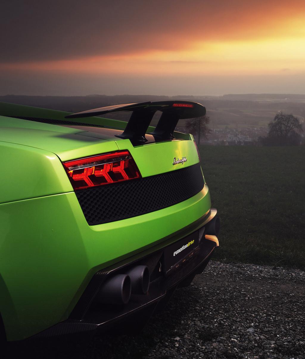 Download Lamborghini Gallardo Superleggera HD HD 4k