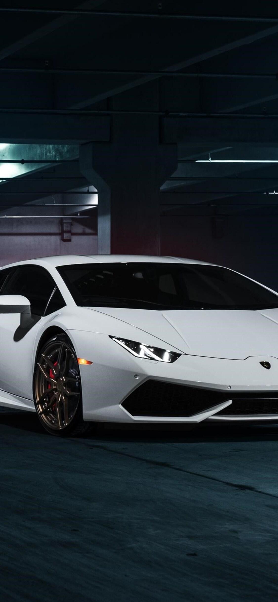 1125x2436 Lamborghini Huracan 2 Iphone XIphone 10 HD 4k Wallpapers
