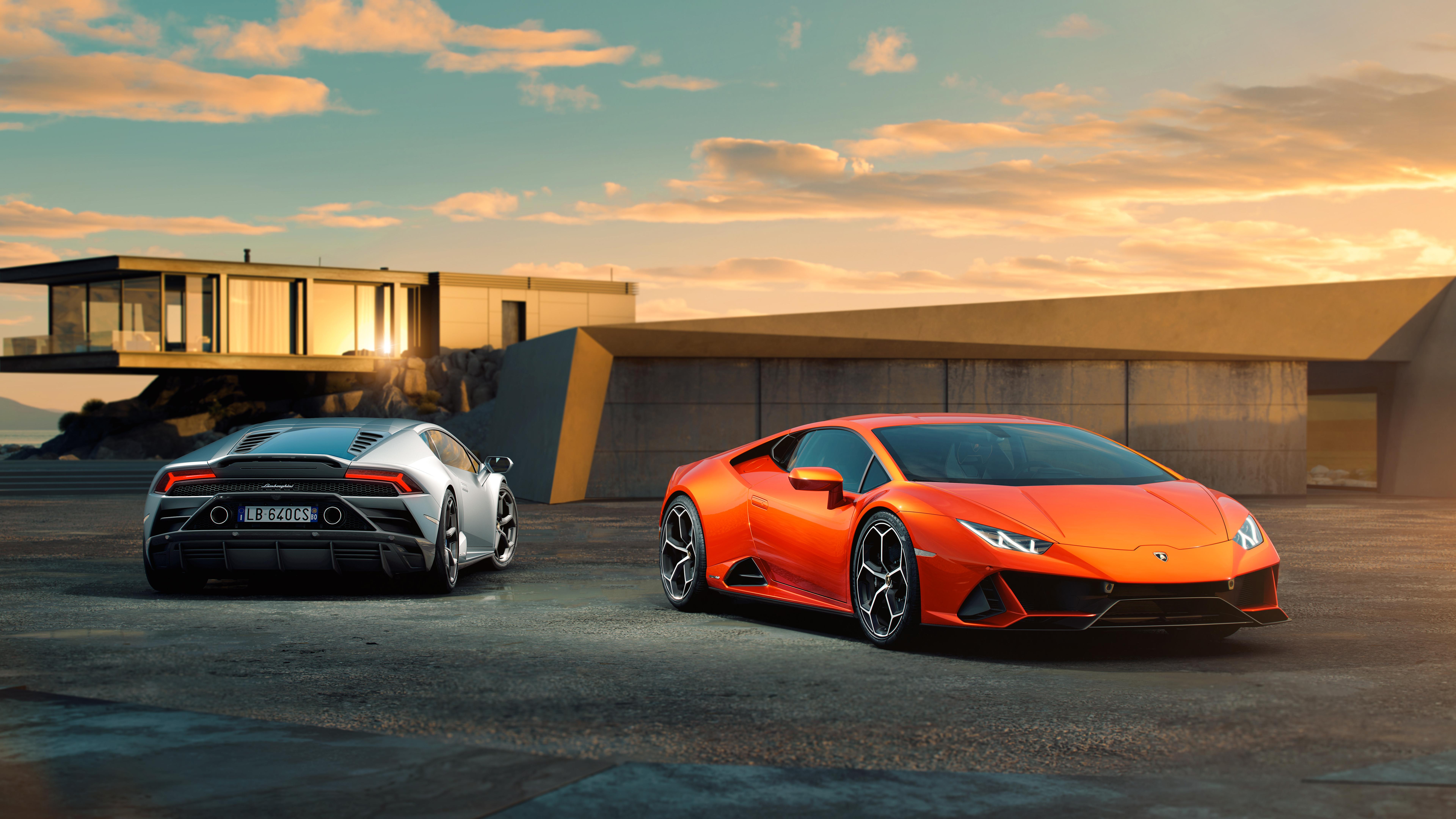 7680x4320 Lamborghini Huracan Evo 10k 2019 8k Hd 4k Wallpapers