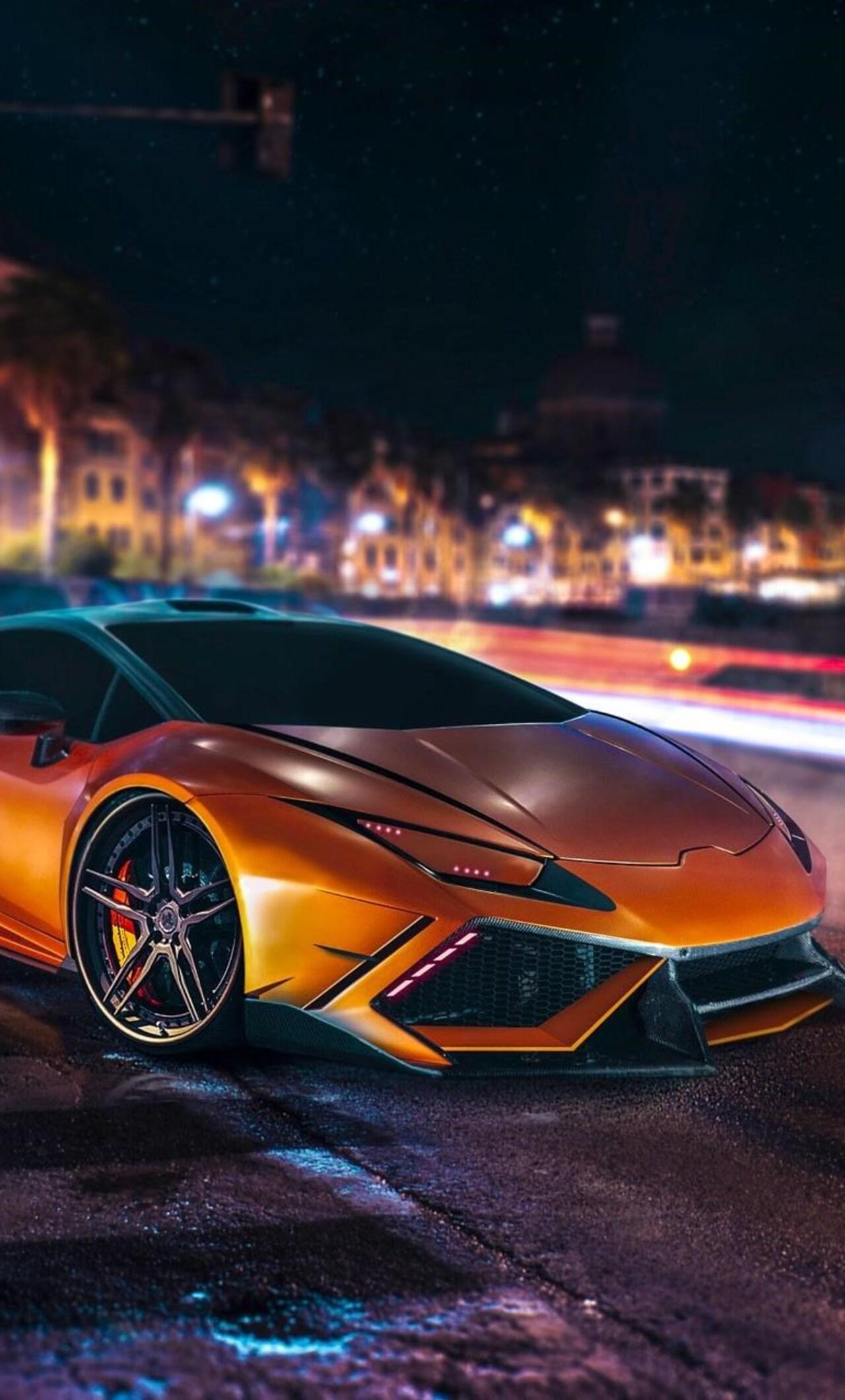 1280x2120 Lamborghini Huracan Full HD iPhone 6+ HD 4k ...