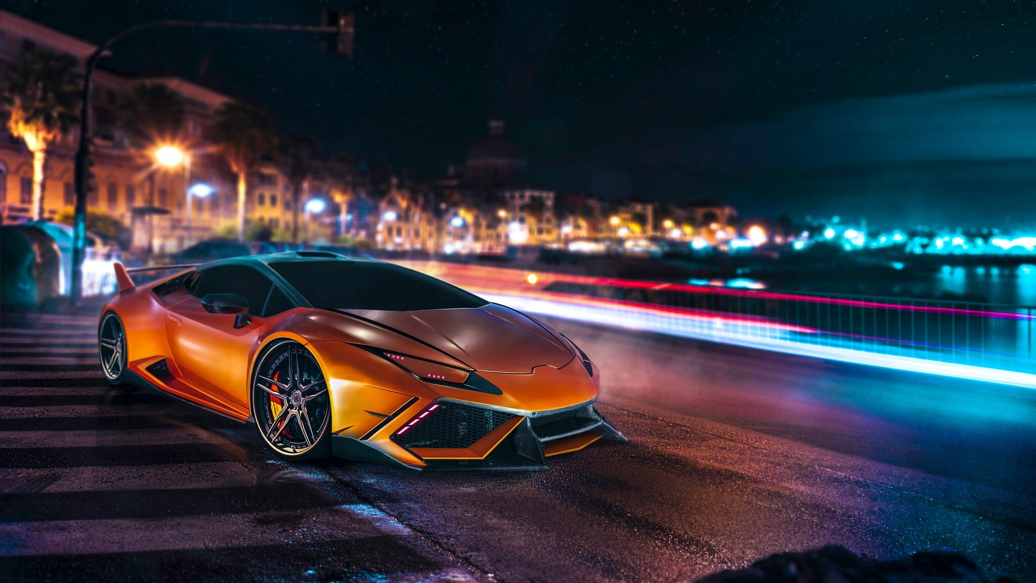 2048x1152 Lamborghini Huracan Full HD 2048x1152 Resolution