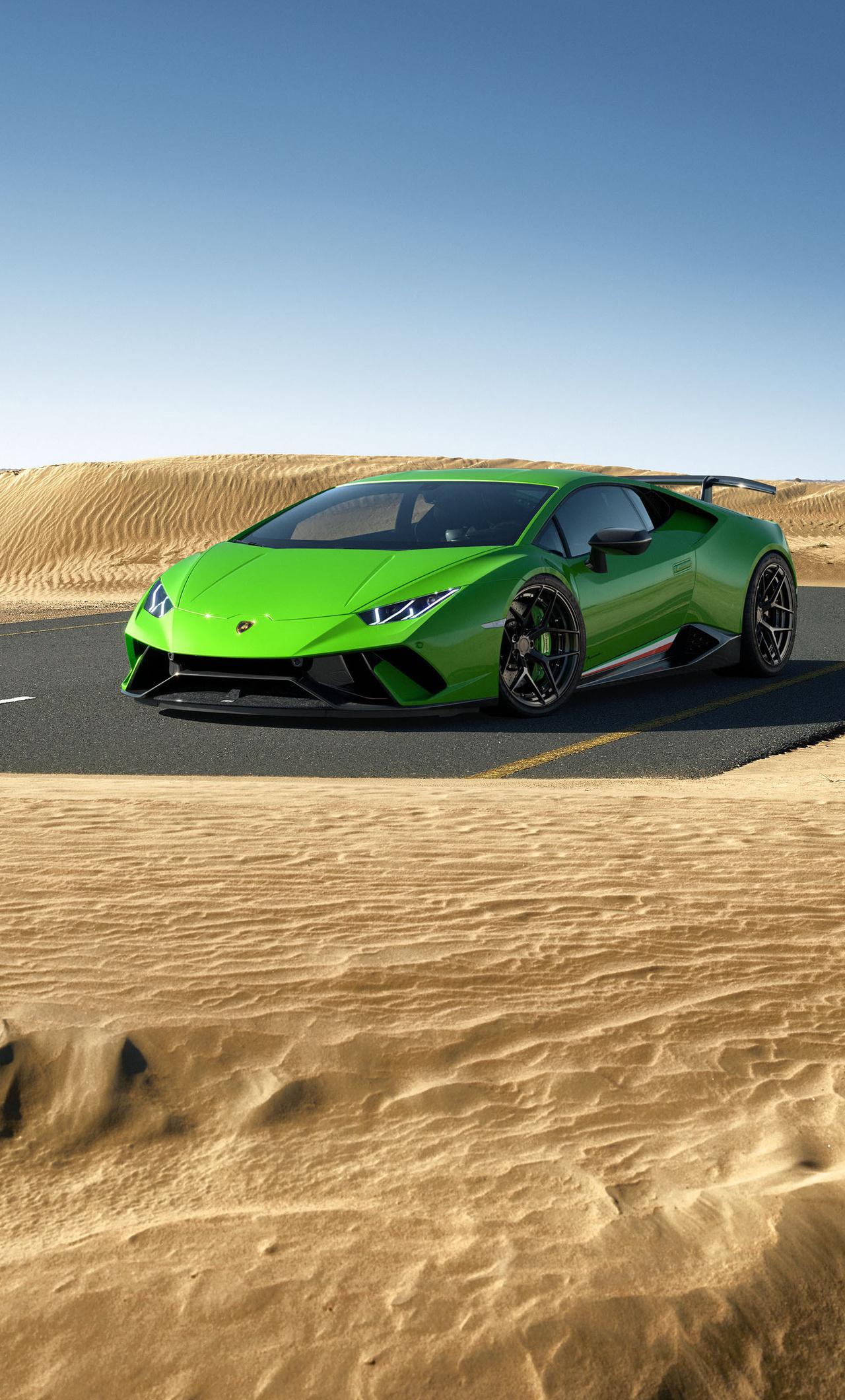 1280x2120 Lamborghini Huracan Performante 4k 2020 iPhone 6 ...