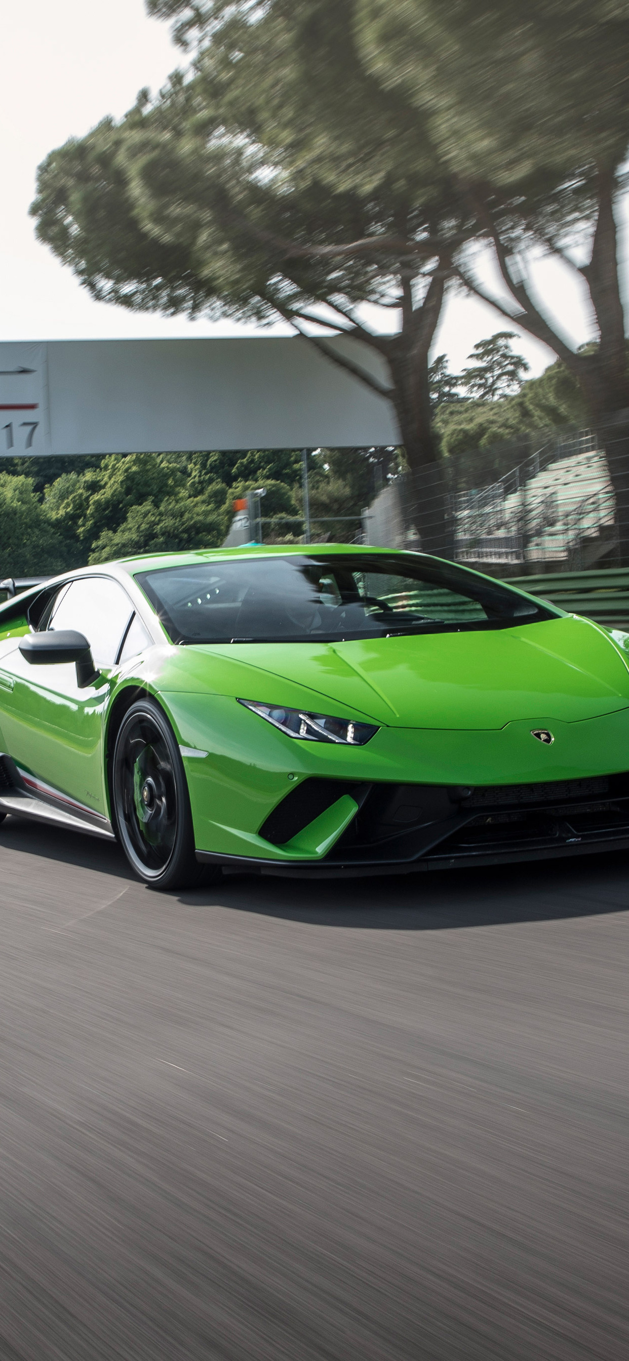 1242x2688 Lamborghini Huracan Performante Super Car Iphone