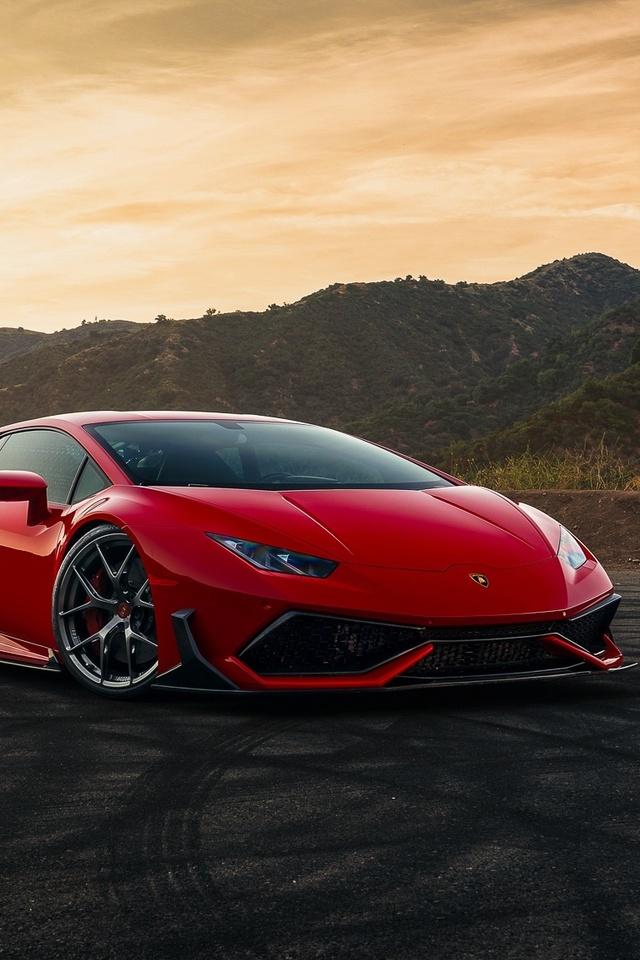 10+ Trend Red Wallpaper Iphone Lamborghini