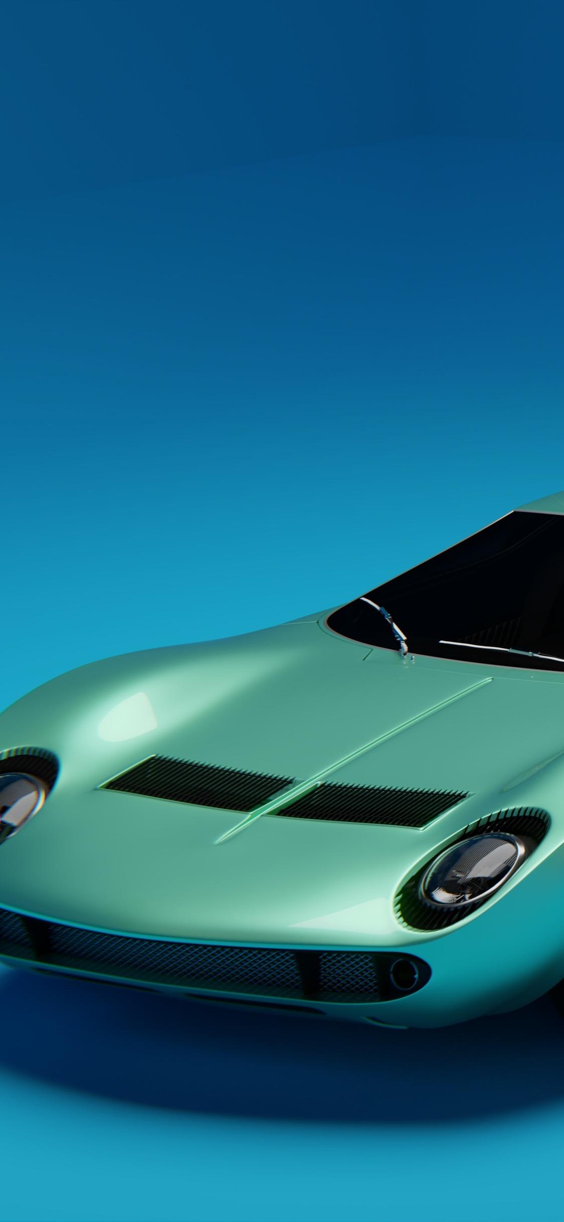 1125x2436 Lamborghini Miura Iphone Xs Iphone 10 Iphone X Hd 4k