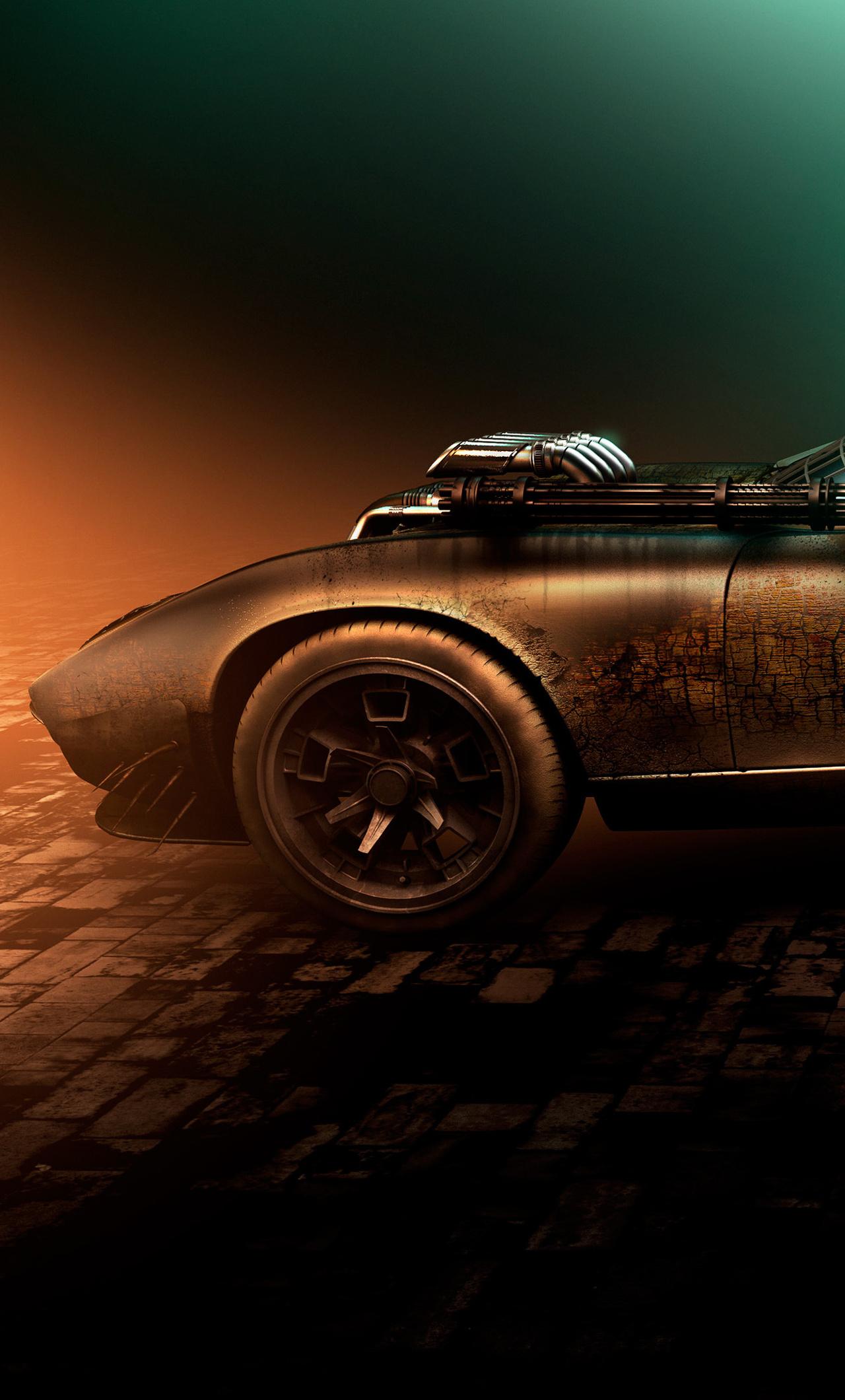 1280x2120 Lamborghini Miura Mad Max Iphone 6 Hd 4k Wallpapers