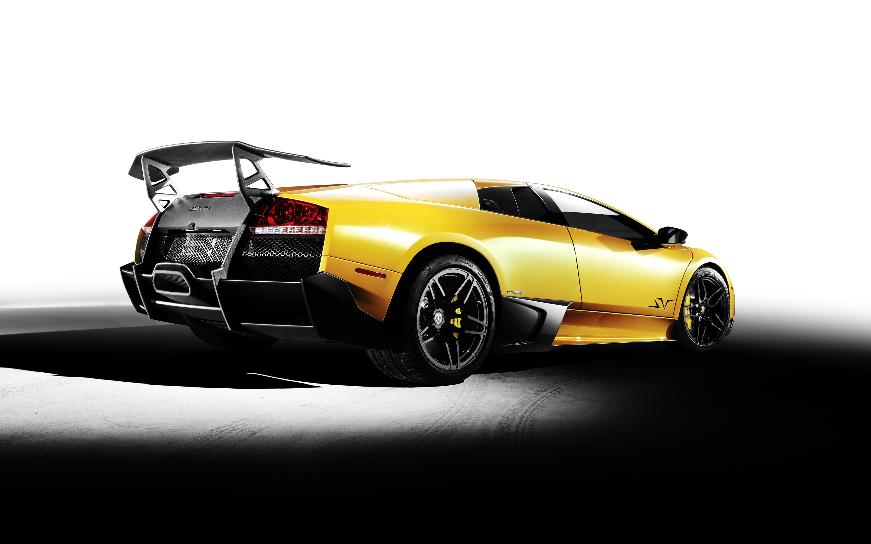 Lamborghini Murcielago LP on Behance wallpapers