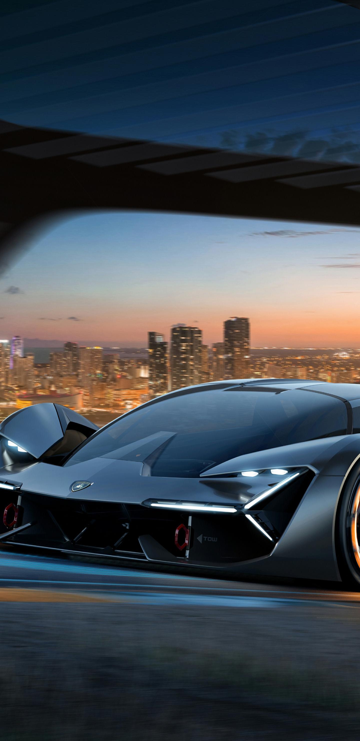 Lamborghini Terzo Millennio 2017 Cw
