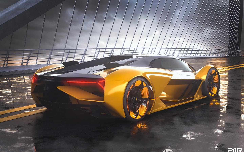 1440x900 Lamborghini Terzo Millennio 4k 2019 1440x900 Resolution Hd