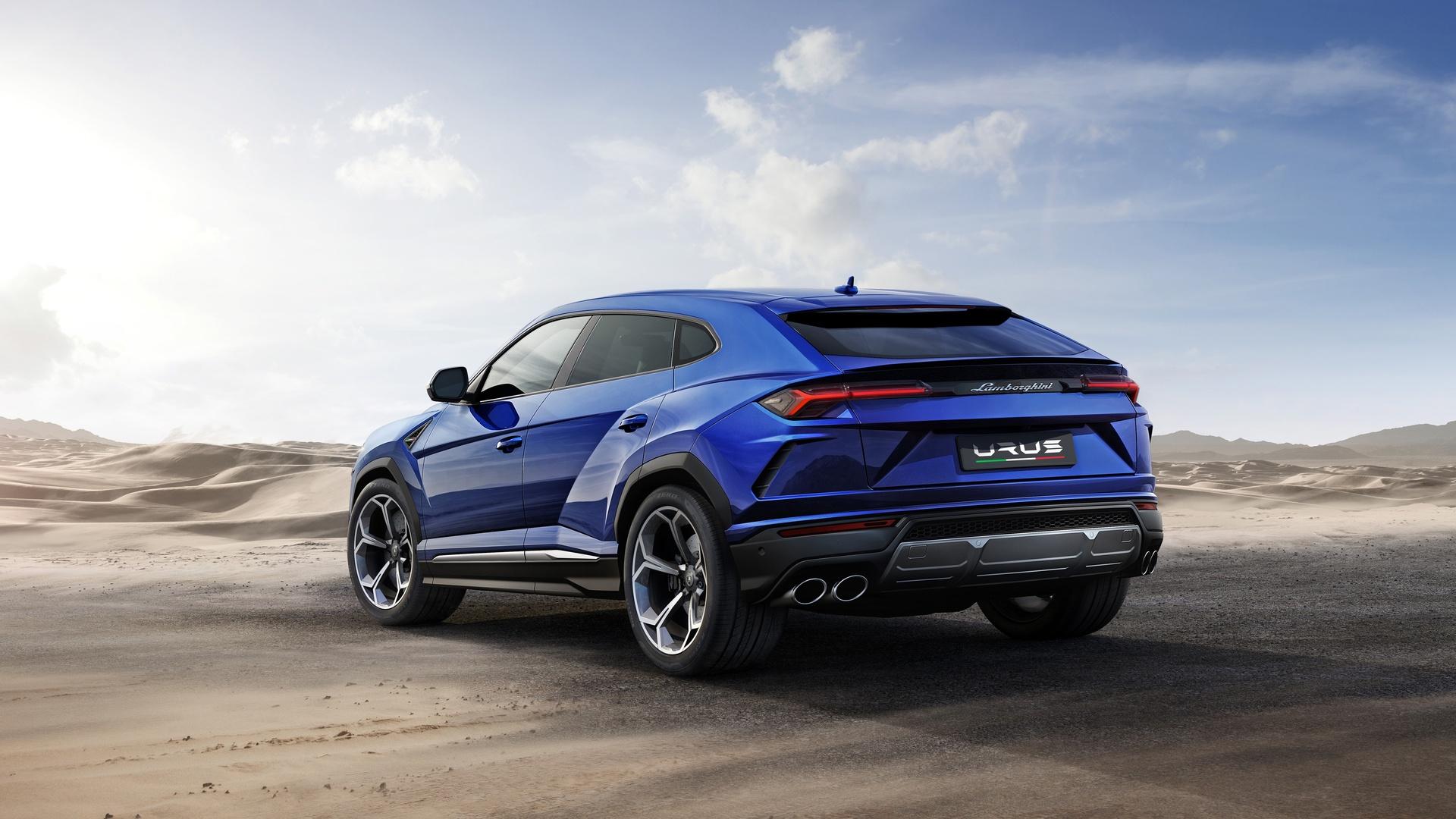 1920x1080 Lamborghini Urus Blue Color 4k Laptop Full Hd 1080p Hd 4k