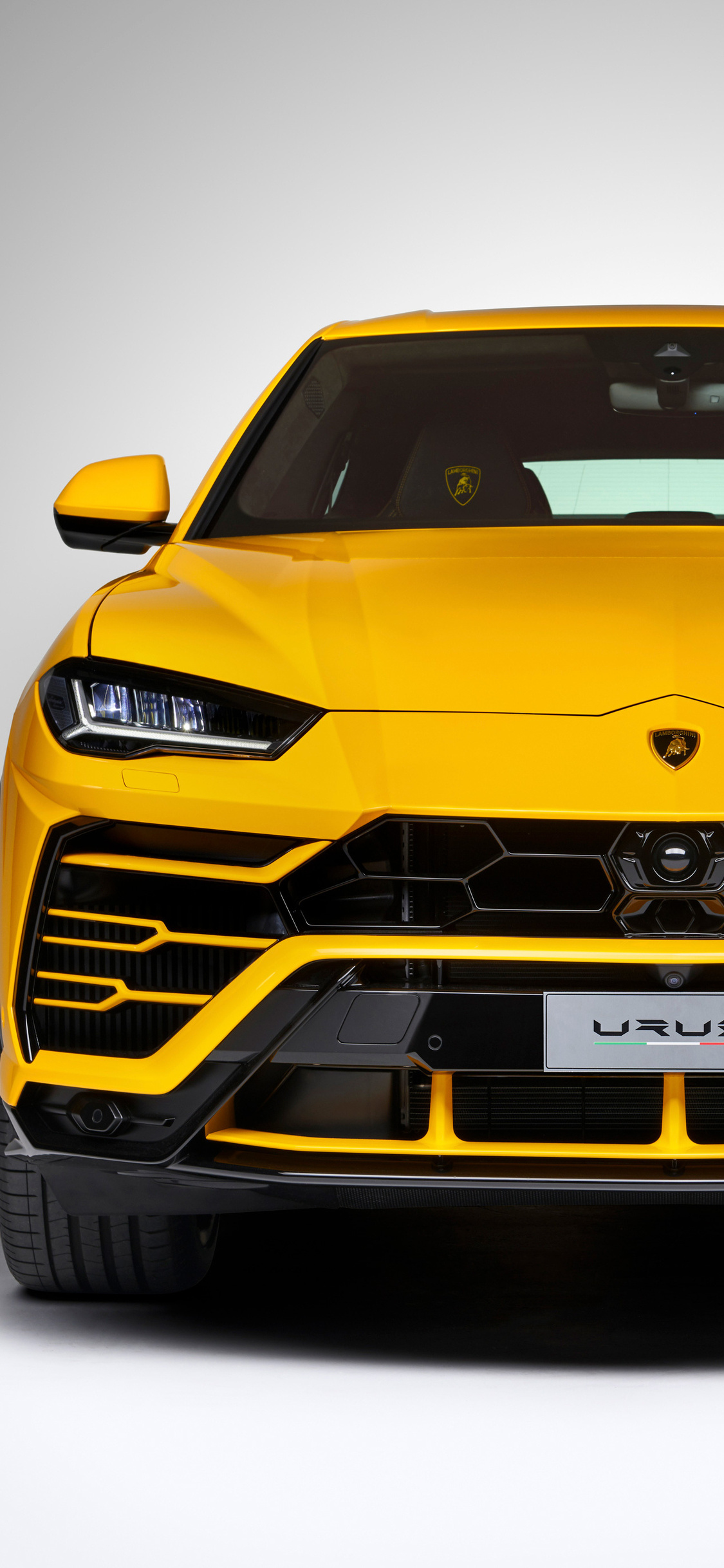 1125x2436 lamborghini urus front view iphone x,iphone 10 hd 4k