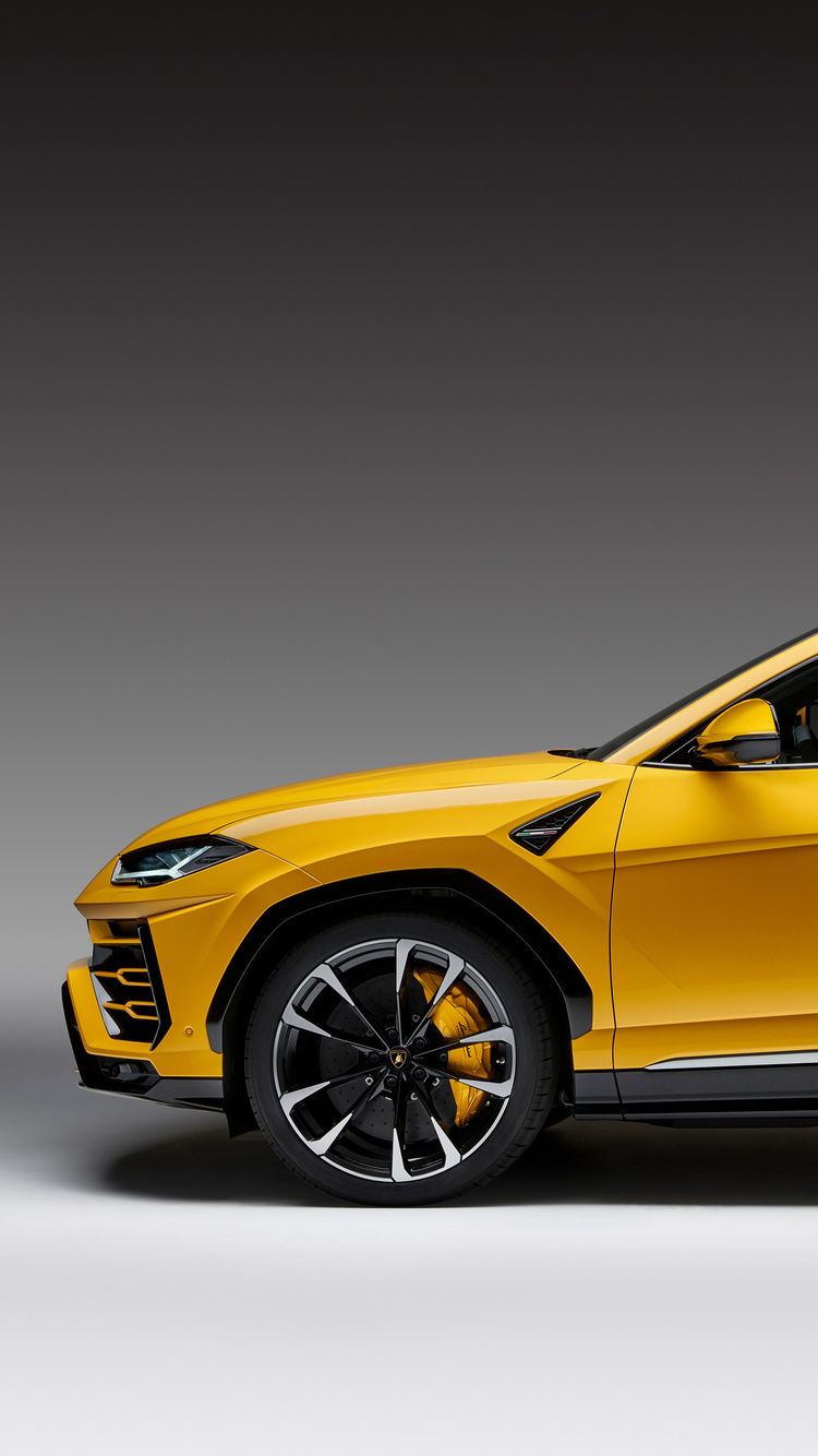 750x1334 Lamborghini Urus Side View 4k Iphone 6 Iphone 6s Iphone 7