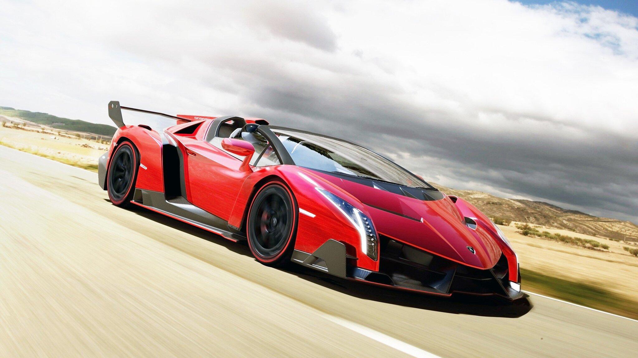 2048x1152 Lamborghini Veneno Roadster Resolution HD 4k