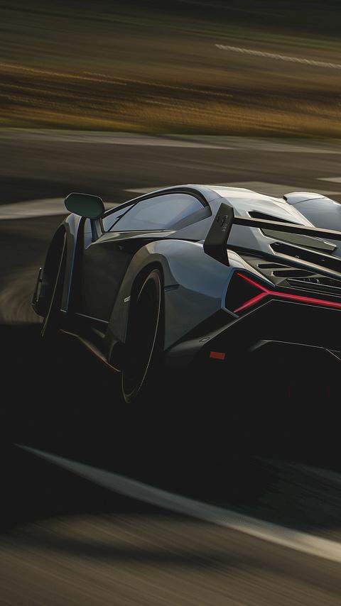 480x854 Lamborghini Veneno Android One Hd 4k Wallpapers Images