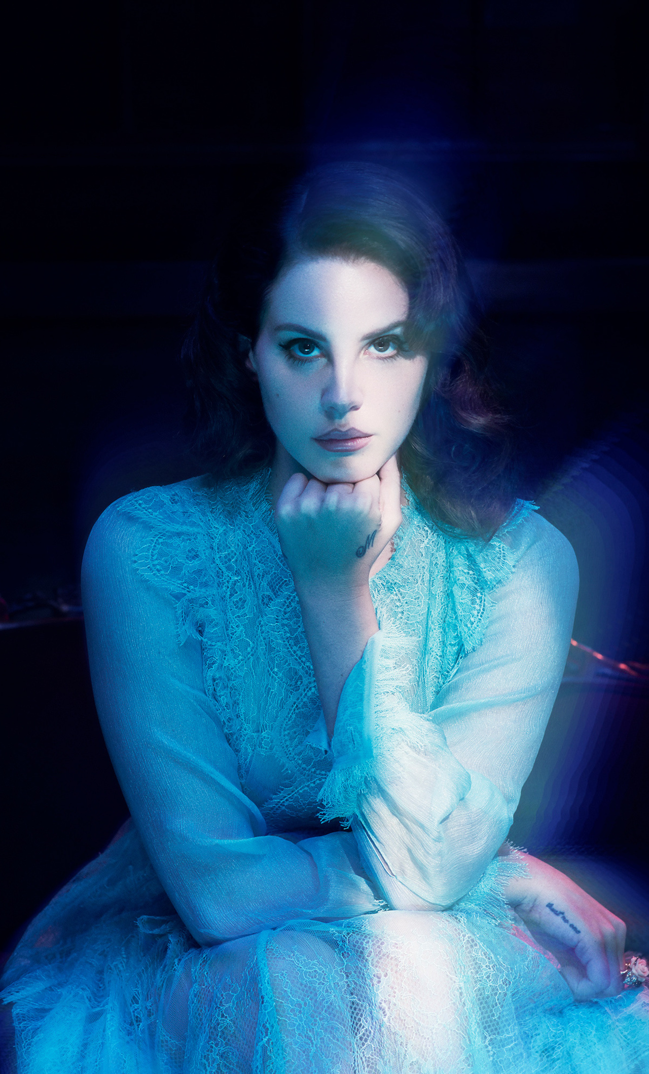 Lana Del Rey Complex Magazine Photoshoot 2018 (iPhone 6+)