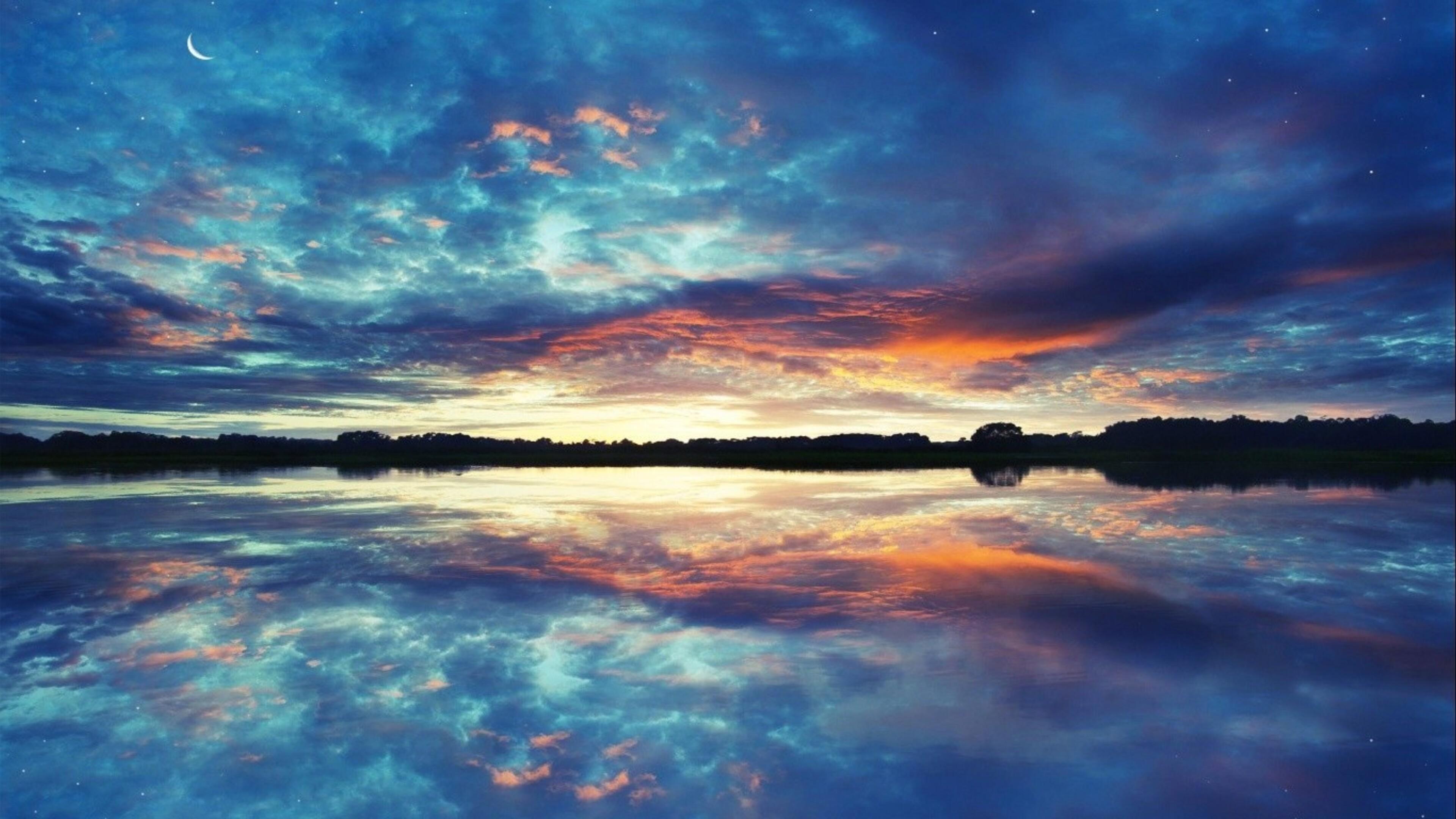 3840x2160 Landscape Sky Beautiful 4k HD 4k Wallpapers ...