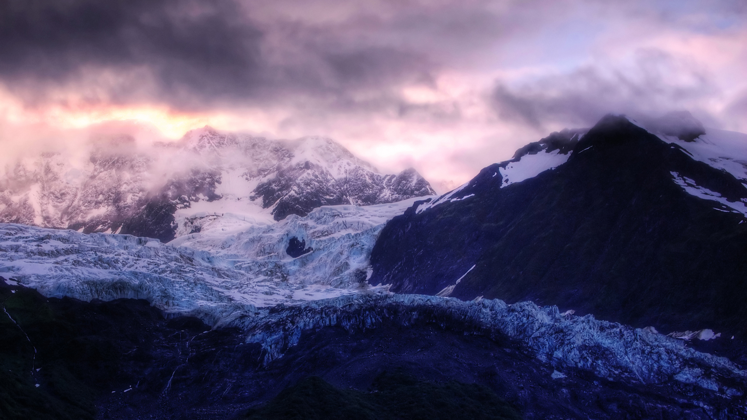 Simple Wallpaper Mountain 1440p - landscape-snow-ice-mountains-pic-2560x1440  Gallery_801392.jpg