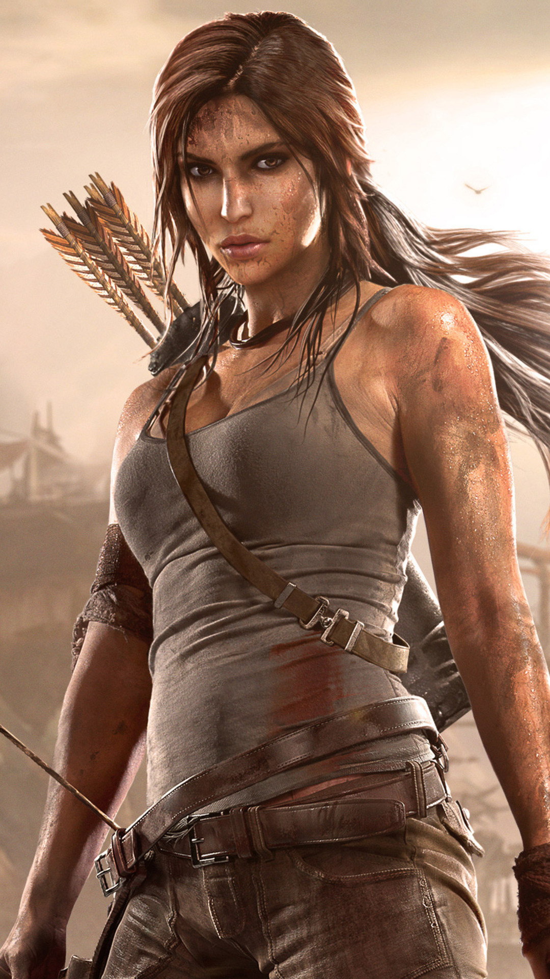 1080x1920 Lara Croft Arts Iphone 7,6s,6 Plus, Pixel xl ...