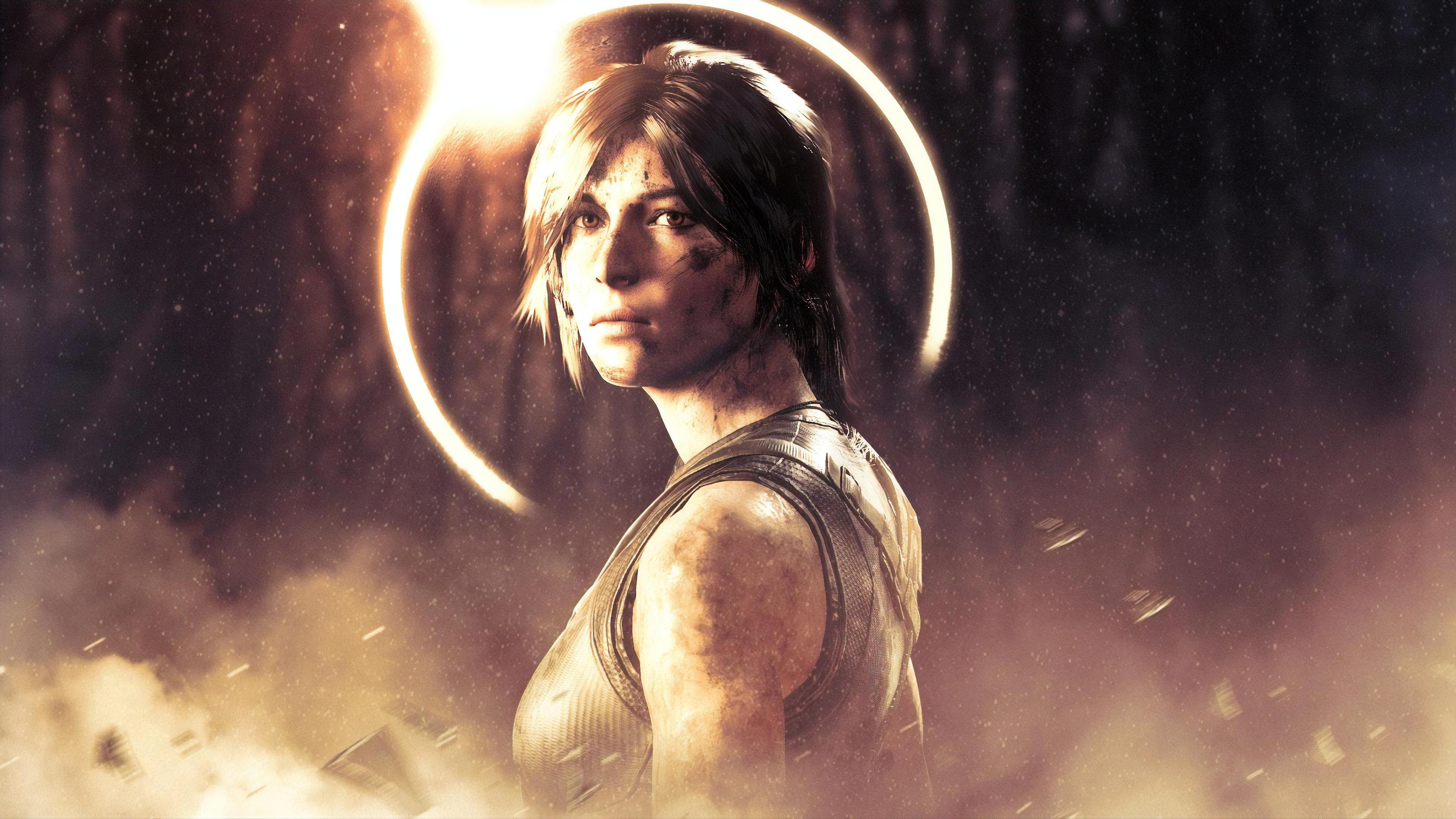 3840x2160 Lara Croft From Shadow Of The Tomb Raider 4k Hd 4k