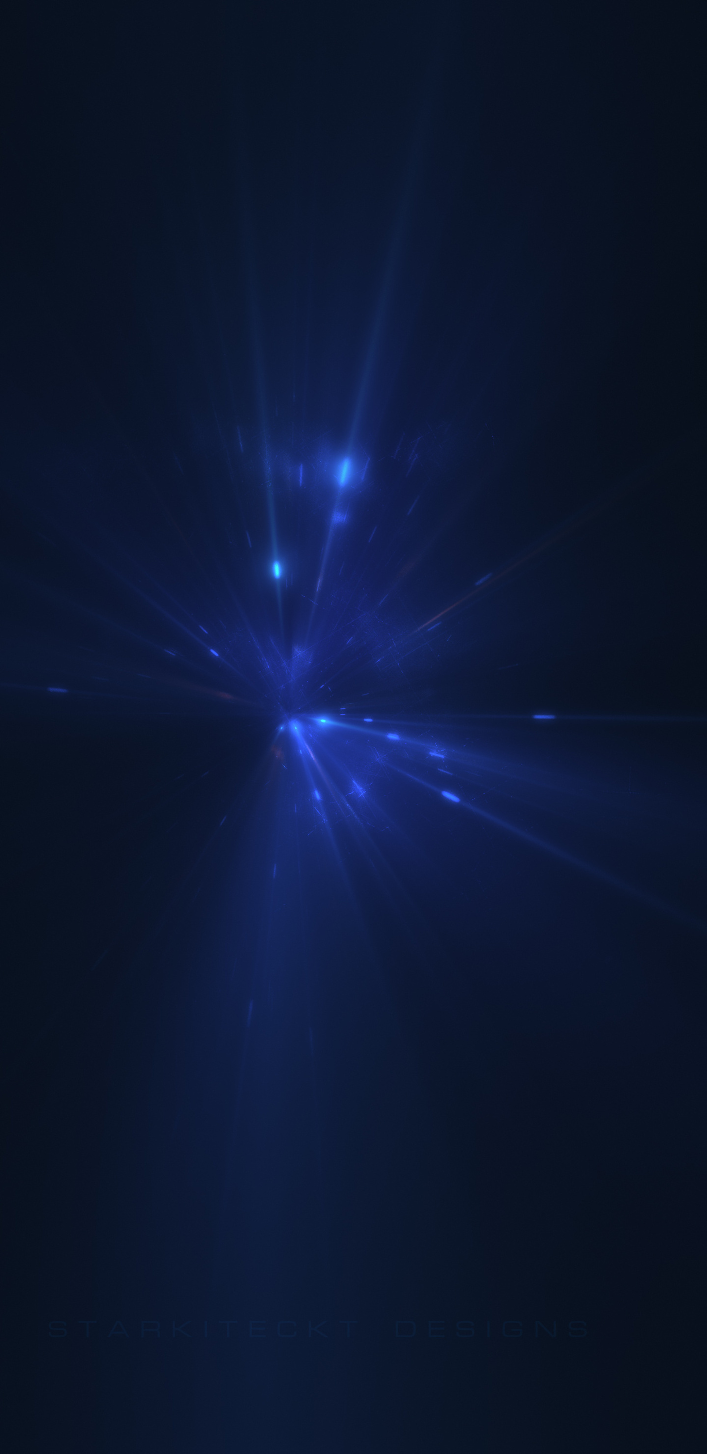 1440x2960 last blue light digital art 5k samsung galaxy note 98 s9