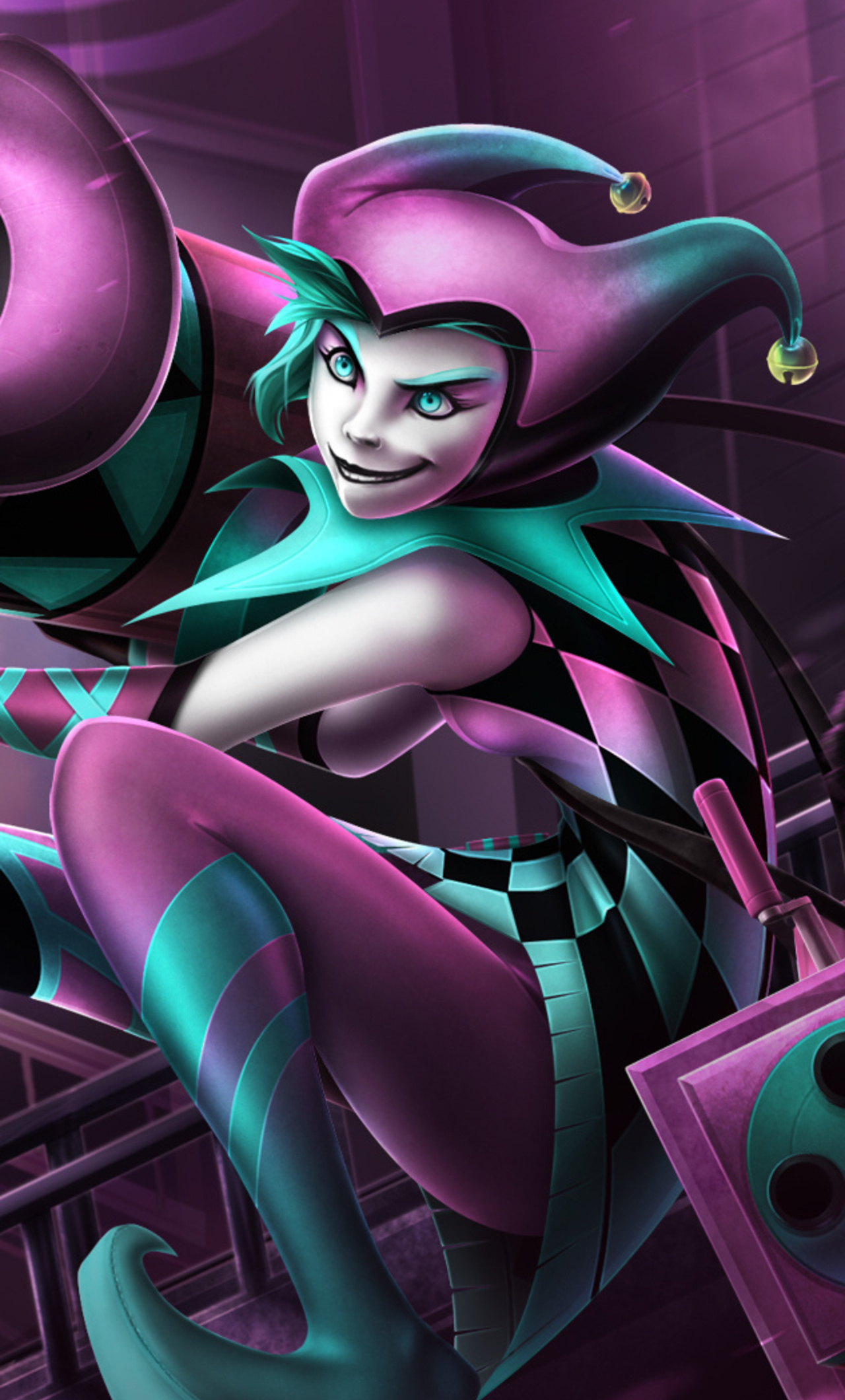jinx wallpaper iphone 6 gadget and pc wallpaper