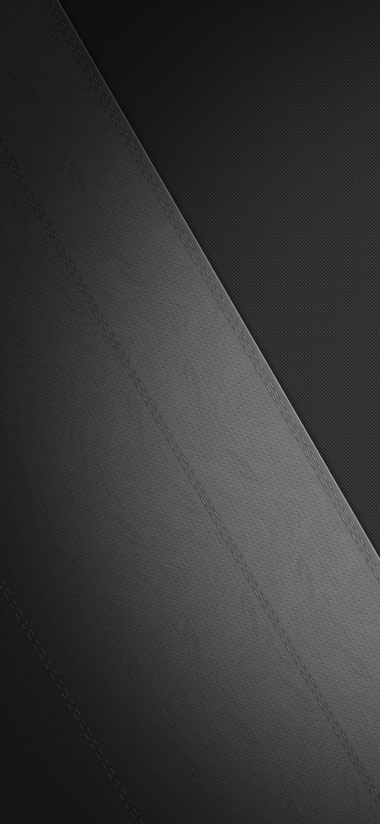 1242x2688 Leather Texture Black 4k Iphone Xs Max Hd 4k